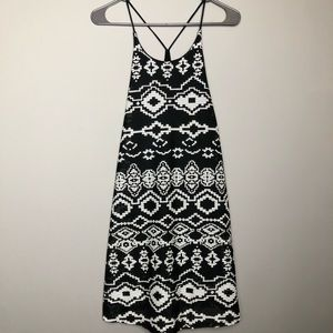 Anthropologie Staring @ Stars tribal trapeze dress